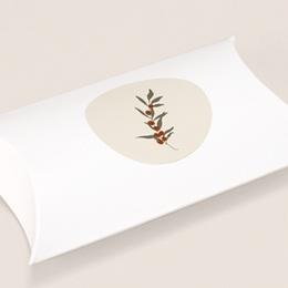 Etiquette enveloppes mariage Olivier Boho