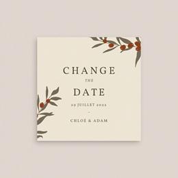 Change the date mariage Olivier Boho, changement de date gratuit