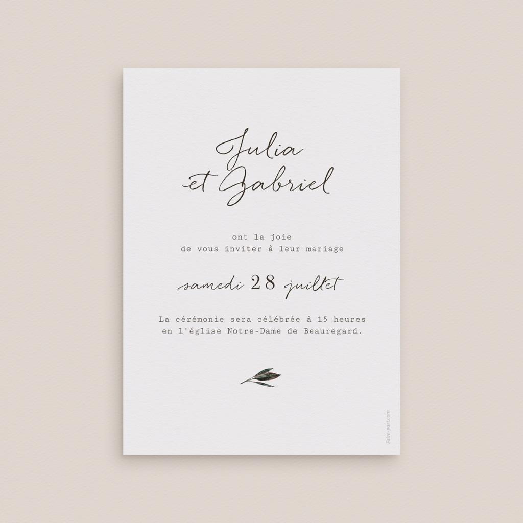 Save-the-date mariage Jour J, Arche de fleurs pourpres pas cher