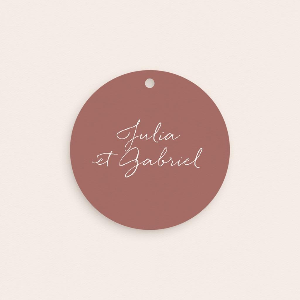 Etiquettes cadeaux mariage Souvenir, Arche de fleurs pourpres gratuit