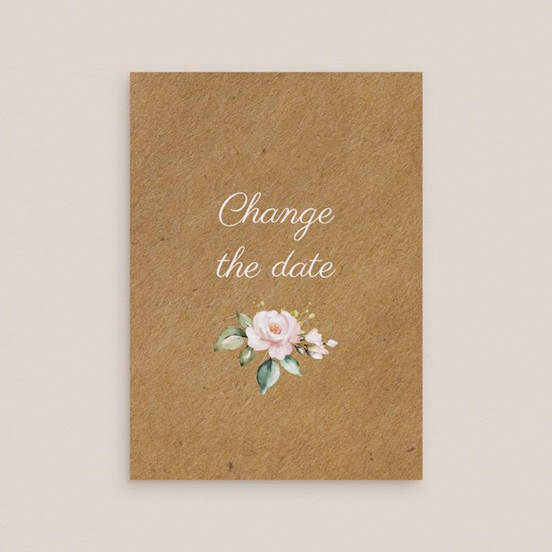 Change the date mariage Kraft et Rose, date nouvelle gratuit