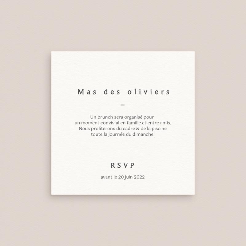 Carte invitation Brunch Bohème Fleuri, brunch pas cher