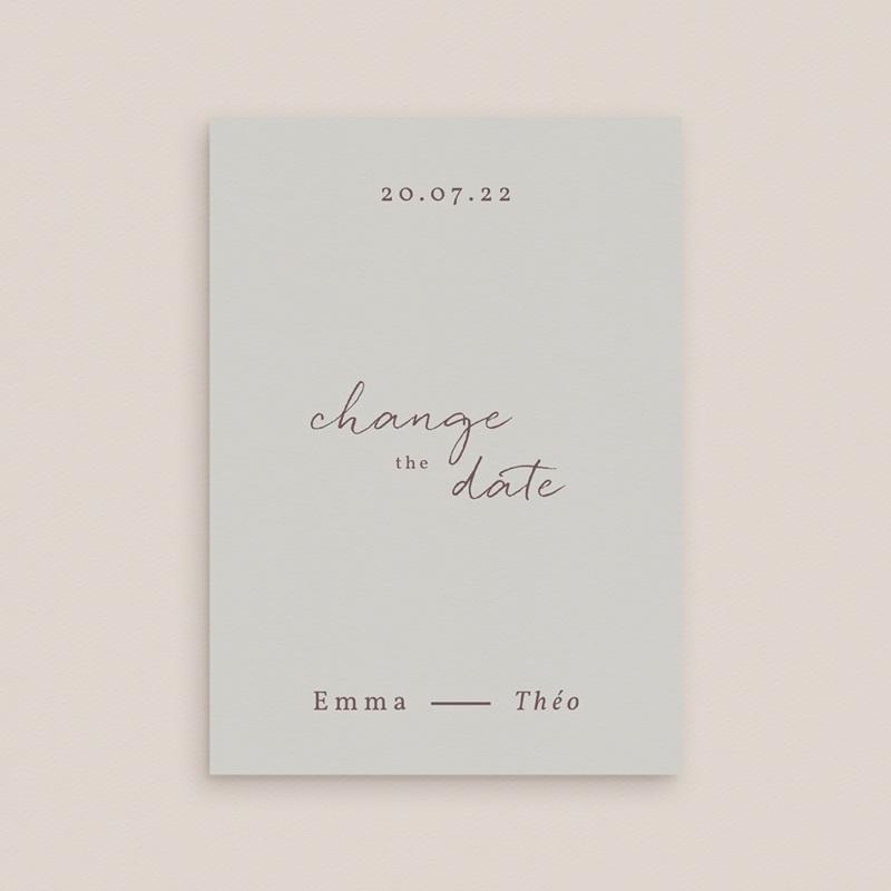 Change the date mariage Silhouette de Lys, New Day gratuit