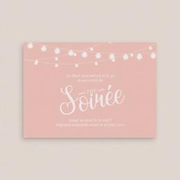Carte d'invitation mariage Perfect Day Ardoise, Photo gratuit