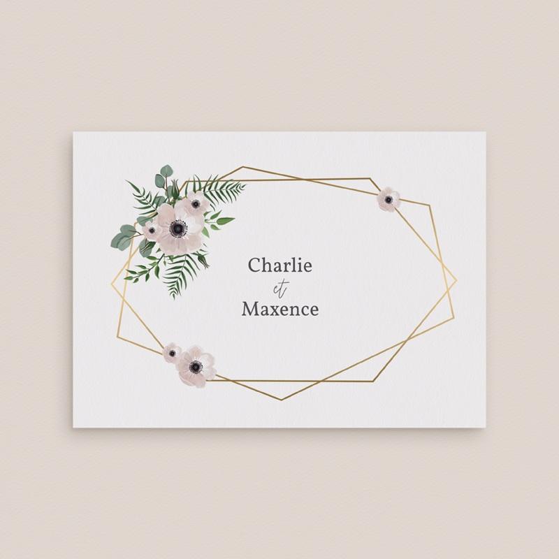 Carte d'invitation mariage Champêtre, Réception gratuit