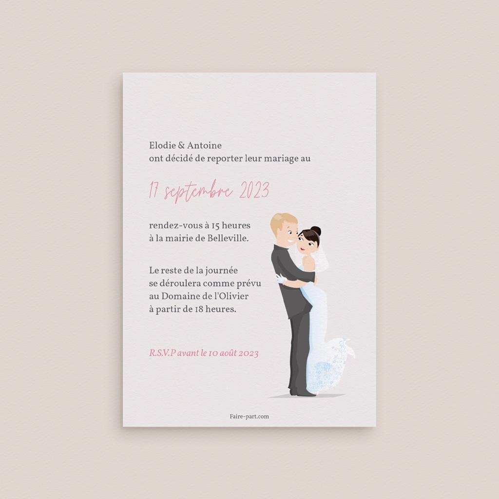 Change the date mariage Youpi 1 fille 1 garçon, nouvelle date