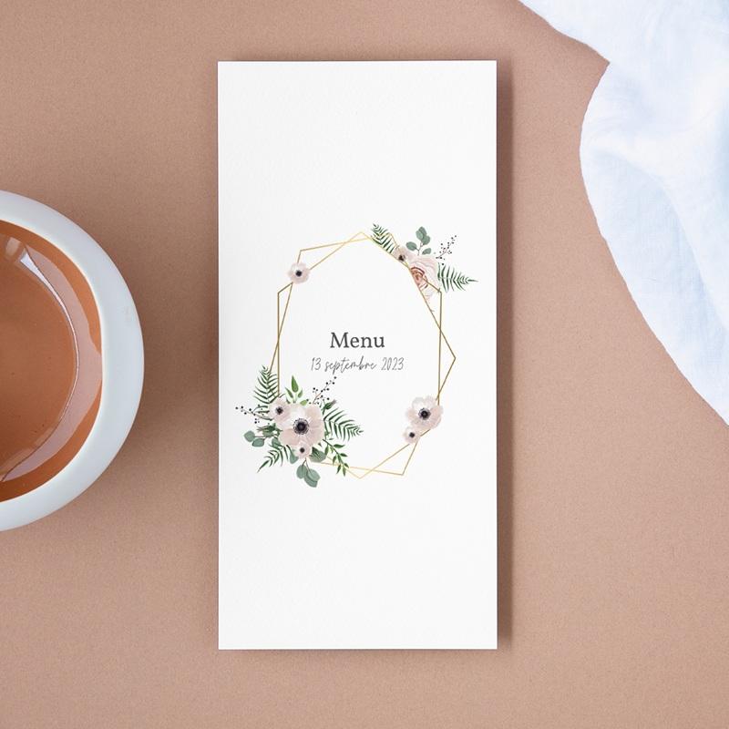 Menu mariage Champêtre, Repas