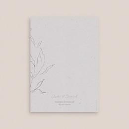 Carte d'invitation mariage Kinfolk, Diner & Soirée pas cher