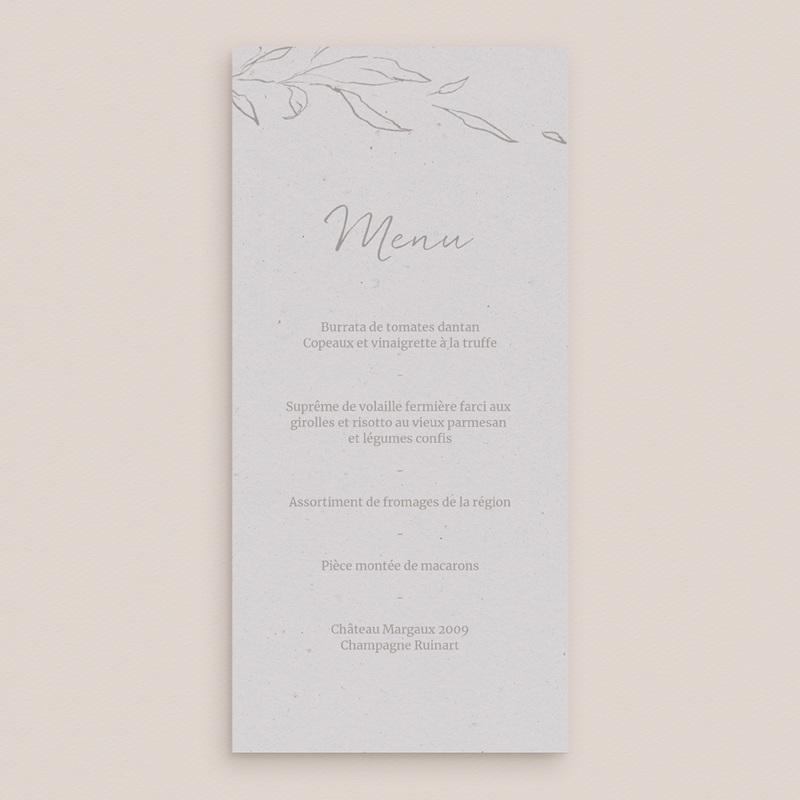 Menu mariage Kinfolk, Repas de noces gratuit