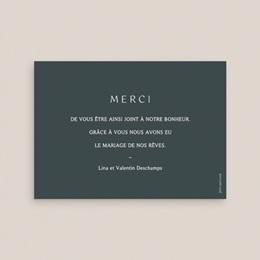 Carte de remerciement Matcha, Photo, 14 x 10 pas cher