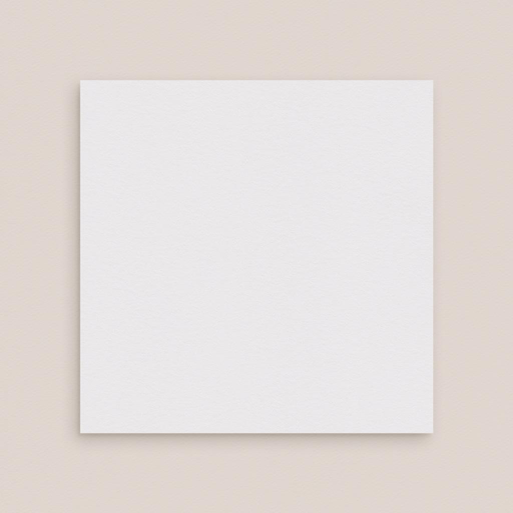 Faire-part de mariage Libre Création Mariage, Carré Double 14 x 14 cm gratuit