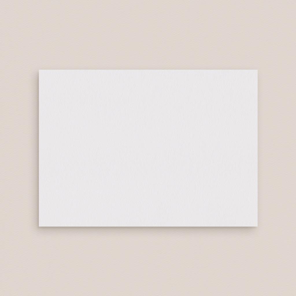 Faire-part de mariage Libre Création Mariage, Recto-verso, 16,7 x 12 cm pas cher