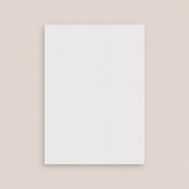 Faire-part de mariage Libre Création Mariage, Recto verso, 12 x 16,7 cm gratuit