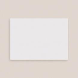 Carte d'invitation mariage Libre Création, Recto verso 14 x 11 cm pas cher