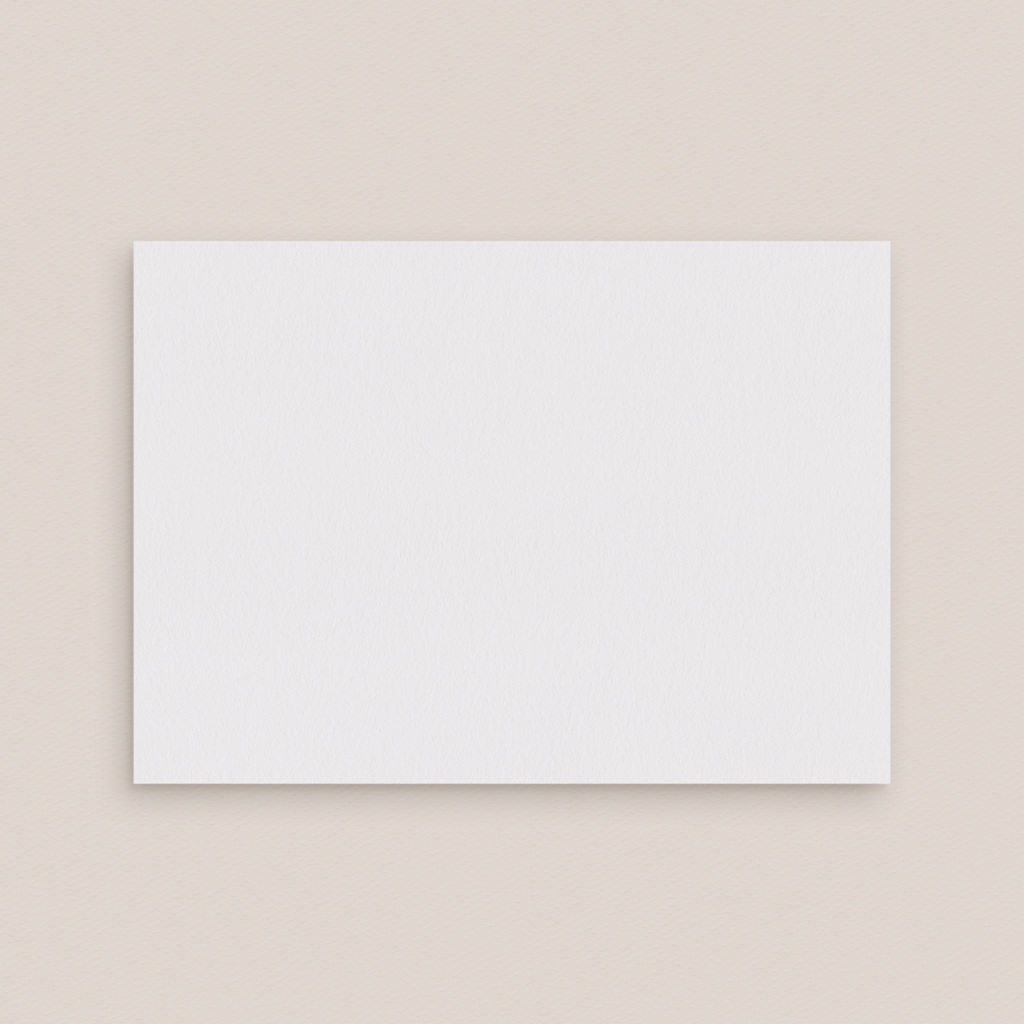 Carte d'invitation mariage Libre Création, Recto verso 14 x 11 cm gratuit