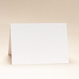 Faire-part de mariage Pastel de Fleurs & Feuillage, 17 x 12, 2 cm