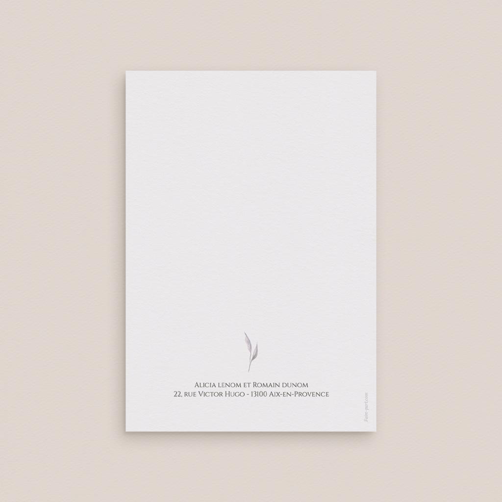 Faire-part de mariage Arche de roses caramel, 2 volets 12 x 17 cm gratuit